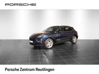 gebraucht Porsche Macan Fahrzeug verfügbar ab 17.10.2019