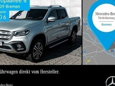 gebraucht Mercedes X350 d 4Matic Power Edition