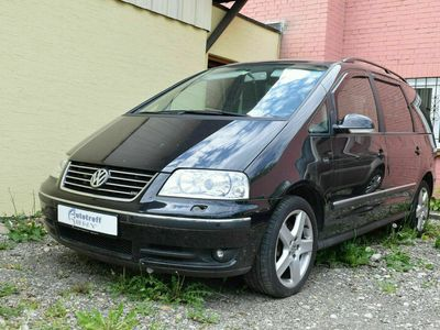 gebraucht VW Sharan Sportline V6 im Kundenauftrag