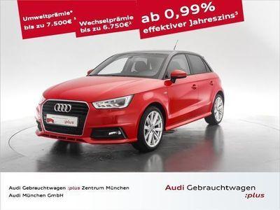 käytetty Audi A1 Sportback Sport 1.4 TFSI S line Ext. NaviVorb/Xenon/SitzHzg/PDC