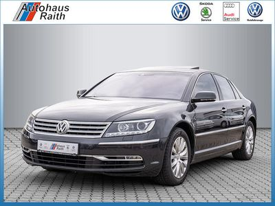 gebraucht VW Phaeton V6 TDI Exclusive LP 111.375.-!!! Voll