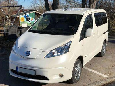 gebraucht Nissan e-NV200 TEKNA inkl. Batterie, 5 Sitzer Navi Rückfahrkamera