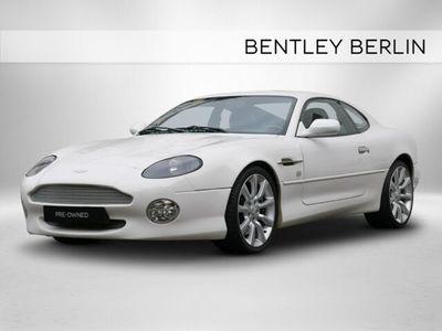 gebraucht Aston Martin DB7 V12 Vantage - Erstbesitz - BENTLEY BERLIN