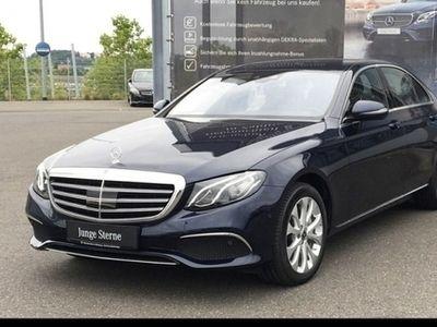 gebraucht Mercedes E350 4M Avantgarde+Leder braun+Distro+COMAND