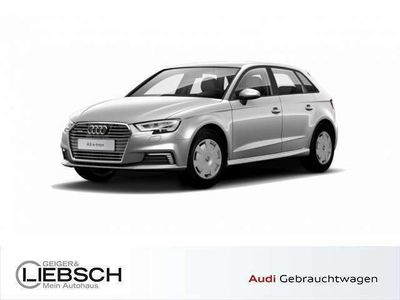 gebraucht Audi A3 e-tron 1.4 TFSI LED Navi VC Sitzhz