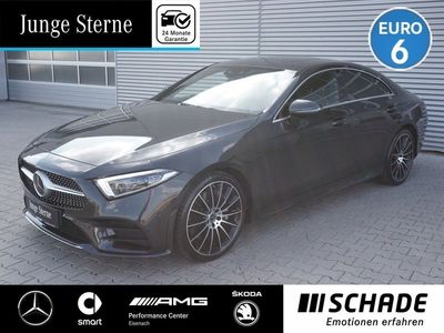 "gebraucht Mercedes CLS450 4M Coupé AMG 20""AMG*Distronic*Widescreen AMG Line"