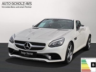 gebraucht Mercedes 180 SLCAMG LEDils/Navi/Pano