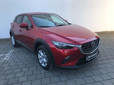 gebraucht Mazda CX-3 Exclusive-Line 2.0 AUTOMATIK / KLIMA / NAVI / LED