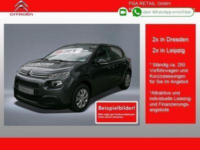 gebraucht Citroën C3 Pure Tech 82 S&S LIVE