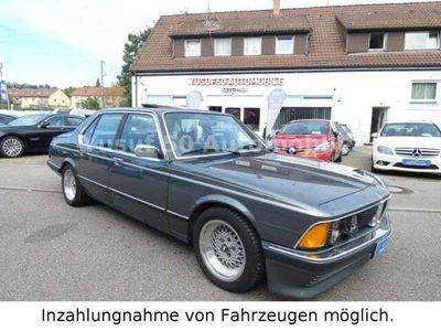 gebraucht BMW 728 i E23 BBS/Schiebedach/Alu/H-Zulassung/TOP!