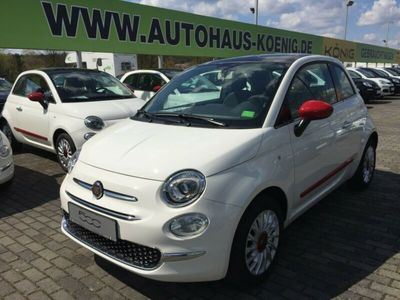 gebraucht Fiat 500 1.2 8V Lounge Collection PDC