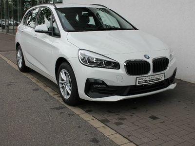 gebraucht BMW 218 Active Tourer i AHK Kamera LED PDC Sitzhzg.