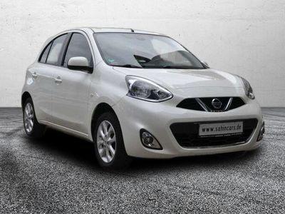 gebraucht Nissan Micra Acenta 1.2 KLIMAAUT./EURO-5/SITZHEIZ.