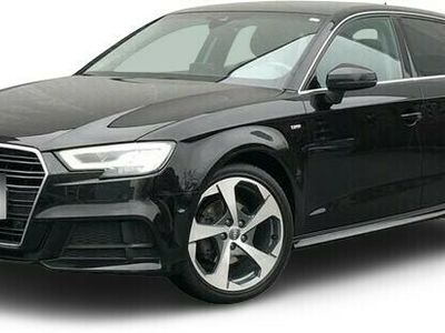 gebraucht Audi A3 Sportback 2.0 TDI S-tronic S-Line ACC LED Navi+