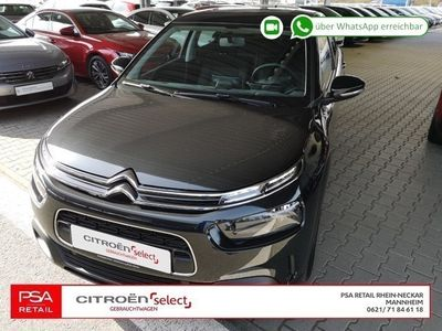 gebraucht Citroën C4 Cactus Feel PureTech 110 S&S*Navi*GripControl*Alu17*Kamer