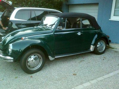 gebraucht VW Käfer VWCabrio - 1302 LS | Baujahr 1972