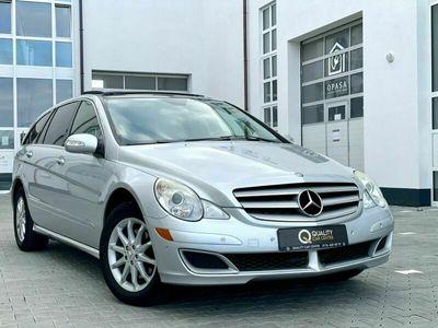 gebraucht Mercedes R350 L 4-Matic *6 Sitzer*PANO*DVD*COMAND*LEDER