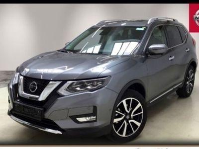 gebraucht Nissan X-Trail Tekna 4x4 Automatik 7 Sitze 177PS Euro 6