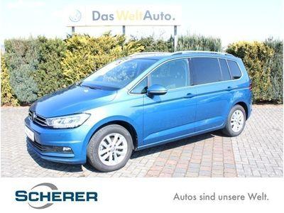 gebraucht VW Touran 1.5TSI DSG LED 7-Sitze ACC