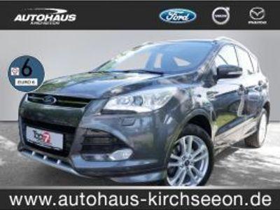 gebraucht Ford Kuga 2.0 TDCi Individual 4x4 StartStopp EURO 6
