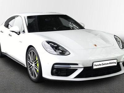 käytetty Porsche 911 Turbo S PanameraE-Hybrid