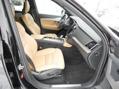 gebraucht Volvo XC90 D5 AWD Inscription NAVI LED STANDHZ ACC EU6