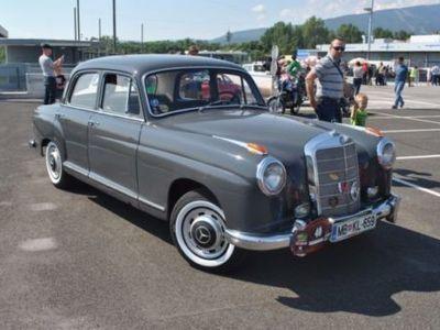 gebraucht Mercedes 219 (W105) PONTON 1955 FIFA-2 Sehr guter Zustand