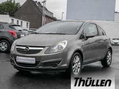 gebraucht Opel Corsa 111 Jahre Edition Automatik 1.2 Benzin