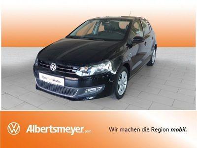gebraucht VW Polo 1.2 Life Climatronic+ParkPilot+Sitzheizung