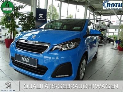 gebraucht Peugeot 108 1,0 VTi Active (EURO 6)