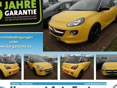 käytetty Opel Adam 1.0 Turbo Glam Teilleder*Pano*Sitzh.