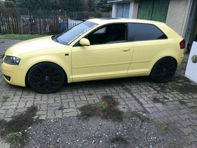 gebraucht Audi A3 3.2 quattro