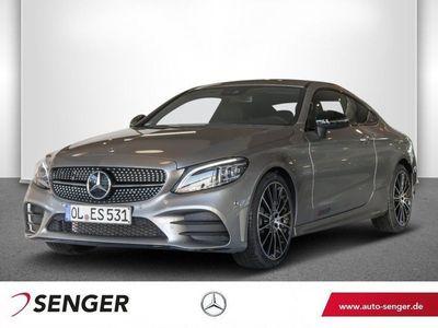 gebraucht Mercedes C300 Coupé AMG Line Multibeam Navi Rückfahrk.