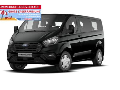 gebraucht Ford Custom TourneoTransit 2.0 TDCi 170 Aut 320L2 9S