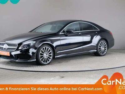 gebraucht Mercedes CLS350 BlueTEC d 9G Navi LED