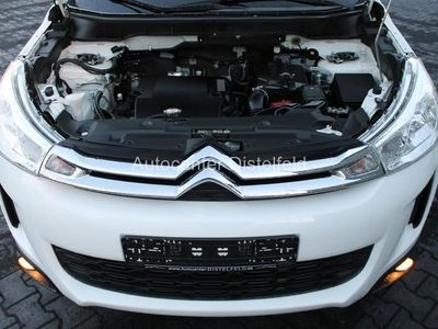 gebraucht Citroën C4 Aircross Attraction 16i 2WD