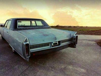 gebraucht Cadillac Deville Serie 60 Fleetwood Hotrod US Car