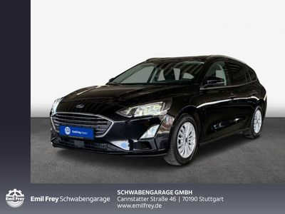 gebraucht Ford Focus Turnier 1.5 EcoBlue Aut. TITANIUM Navi RFK