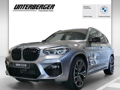 gebraucht BMW X3 M M Competition Paket, Head Up Display, Navigation