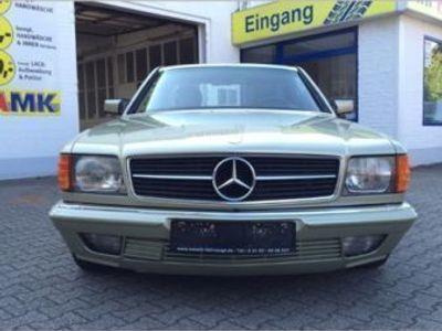 gebraucht Mercedes 380 sec h-zulassung