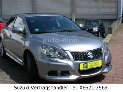 used Suzuki Kizashi 2.4 SPORT CVT Allrad