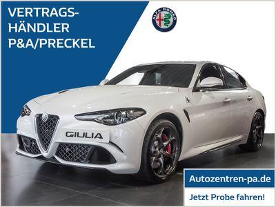 gebraucht Alfa Romeo Giulia Quadrifoglio 2.9 V6 Bi-Turbo/HiFi/Komfort