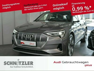 gebraucht Audi E-Tron - 50 quattro advanced selection Panorama-SD/Nachtsicht/Head-up/+++