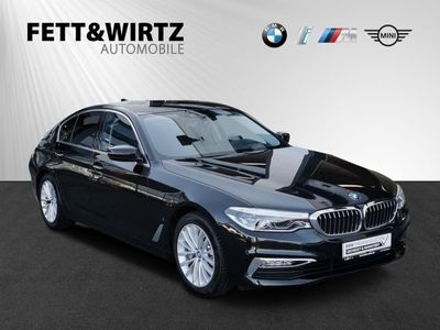 gebraucht BMW 530 e iPerformance Luxury HUD Komforts Soft-Close