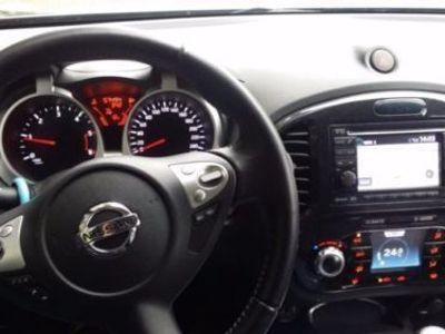 gebraucht Nissan Juke 1.5 dCi Tekna Vollausstattung mit Ledersitz