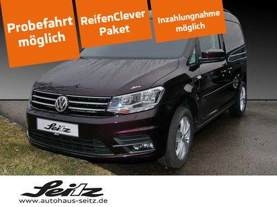 gebraucht VW Caddy Comfortline 1.4 TSI NAVI*PDC*SITZHZ
