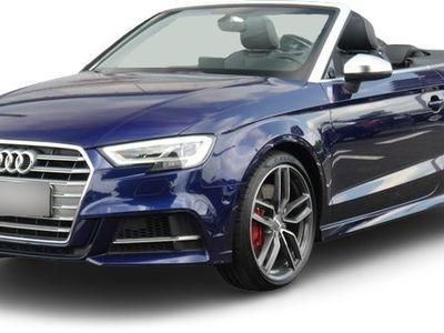 gebraucht Audi S3 Cabriolet S3 2.0 TFSI Q S tronic LED Kessy DAB