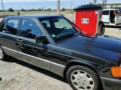 gebraucht Mercedes 190 2.0 Klima Automatik TOP Zustand Original