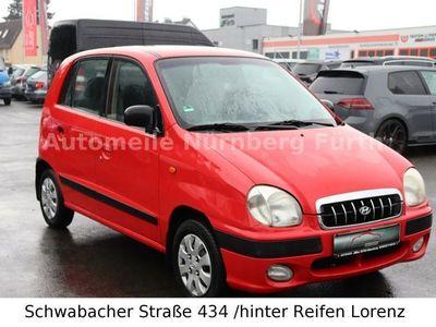 gebraucht Hyundai Atos Prime GLS*wenig Km*CD-Spieler*5-türer