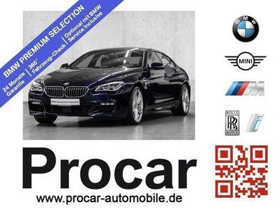 gebraucht BMW 640 Gran Coupe xDrive M SPORT NAVI ACC KAMERA